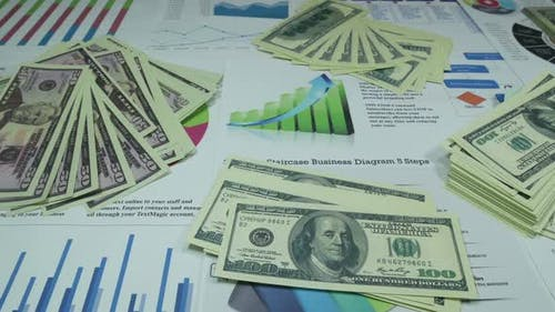 Financial Income With A Successful Modern Company
