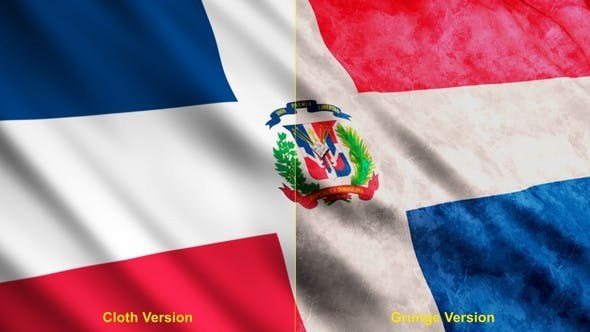 Thumbnail for Dominican Republic Flags