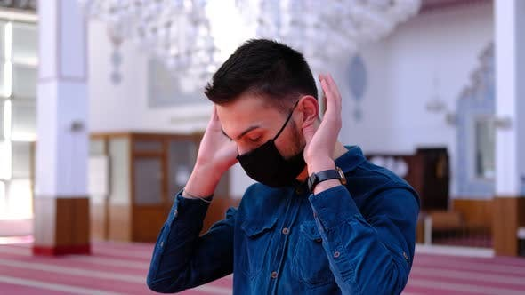 Teens Worshiped in the Masked Mosque