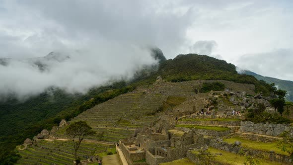 Thumbnail for Tourists in Machu Picchu