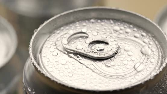 Thumbnail for Water droplet on beer can