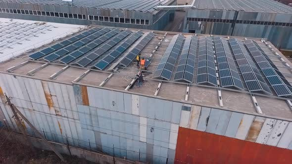 Thumbnail for Solar Panels on the Roof