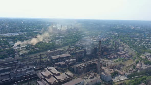 Thumbnail for Power Plant Aerial View 16