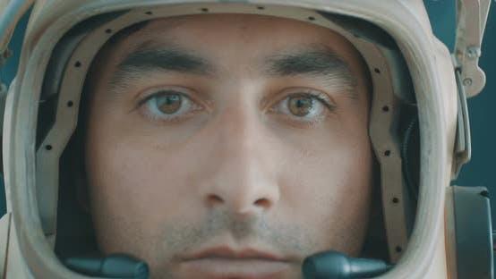Thumbnail for Retro Astronaut Portrait