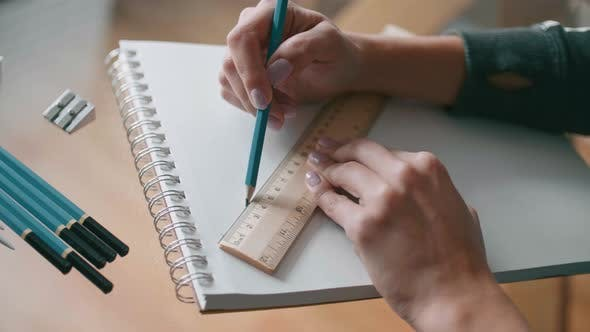 Thumbnail for Drawing In The Notebook