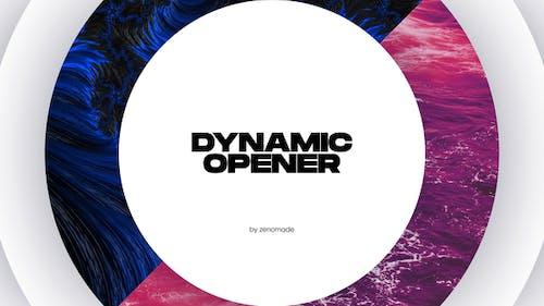 Dynamic Opener for Premiere Pro