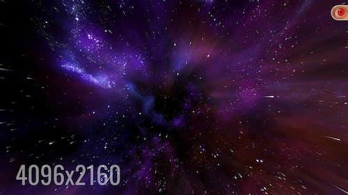 Starry journey 4K