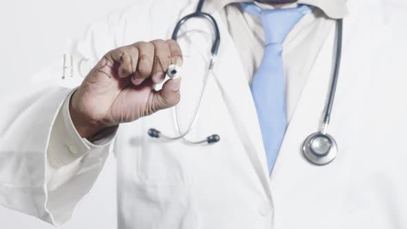 Indischer Doktor schreibt Hormone
