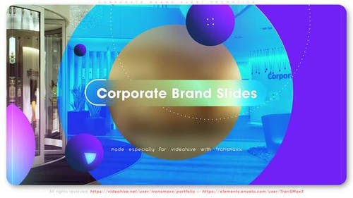 Corporate Brand Event Promotion