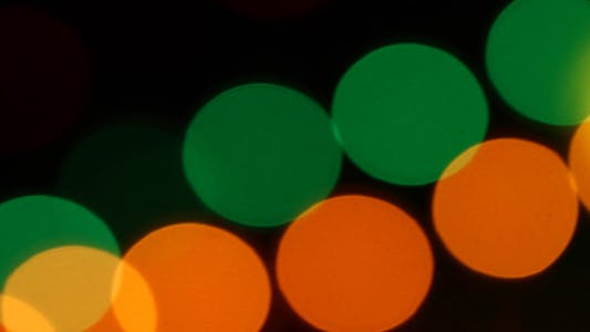 Cover Image for Blurry Colorful Lights 3