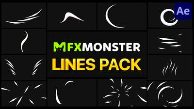 Lines Pack | After Effects