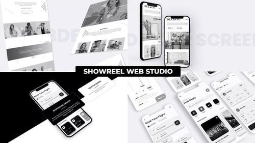 Web Design Online Showreel