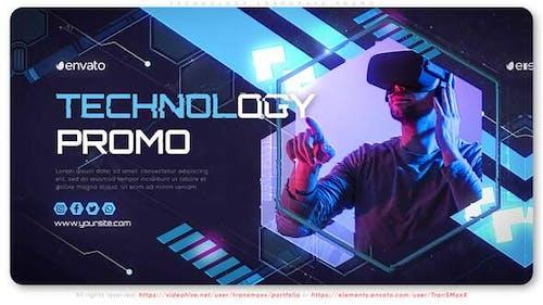Technology Corporate Promo
