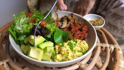 Healthy Balanced Plant Based Diet