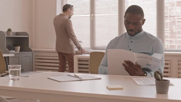 African Manager Reading Annual Report