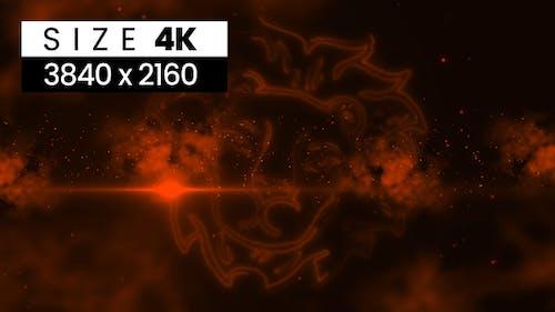 Leo Zodiac Space 4K