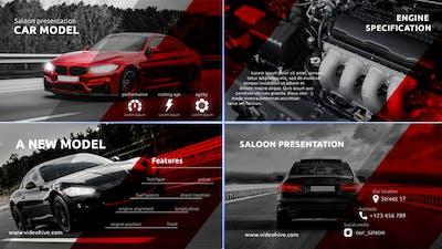 Sport Car Salon Presentation