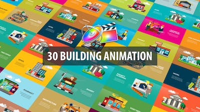 Building Animation | Apple Motion & FCPX