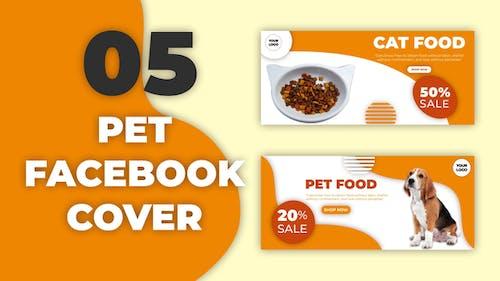 Paquete de portadas de Facebook para