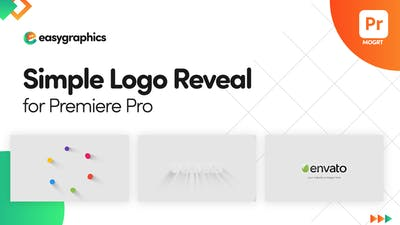 Simple Logo Reveal for Premiere Pro