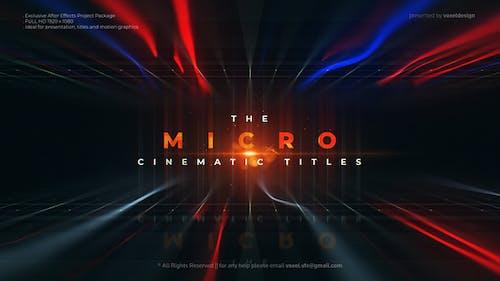 Micro Cinematic Titles