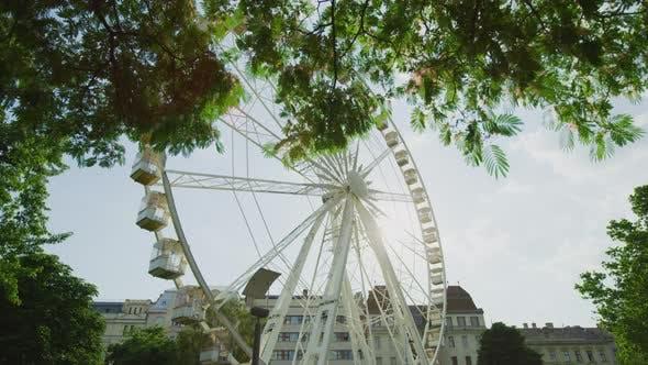 Thumbnail for Ferris Wheel in Budapest