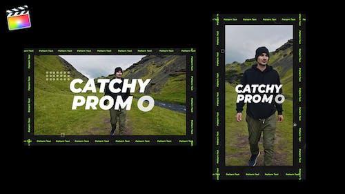 Einprägsame Promo