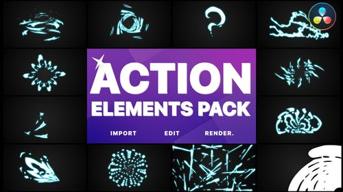 Action Elements   DaVinci Resolve