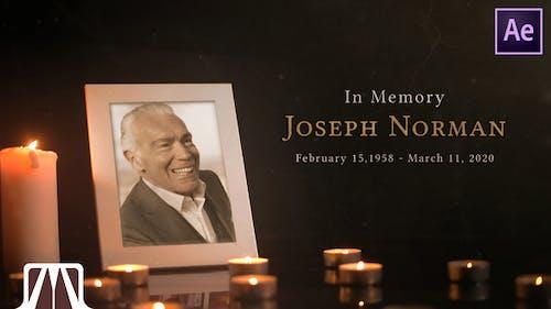 Funeral Memorial