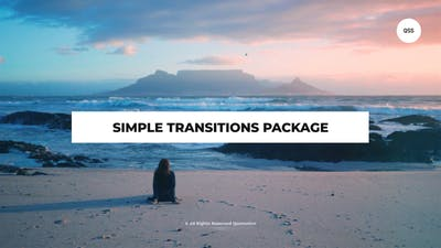 Simple Transitions Package