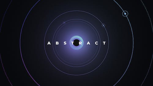 Abstract Futuristic Opener