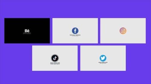 Social Media Logo Opener