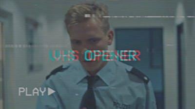 Glitch Opener VHS