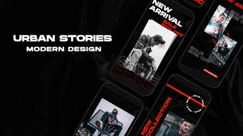 Urban Stories | FCPX & Apple Motion