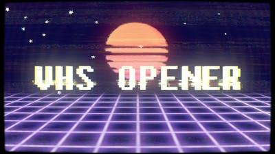 Retrowave Opener