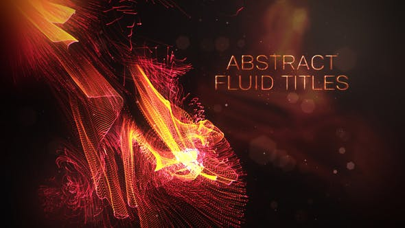 Abstract Fluid Titles