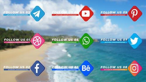 Social Media Pack Version 002