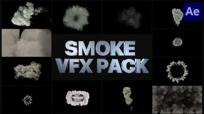 Smoke Pack   After Effects