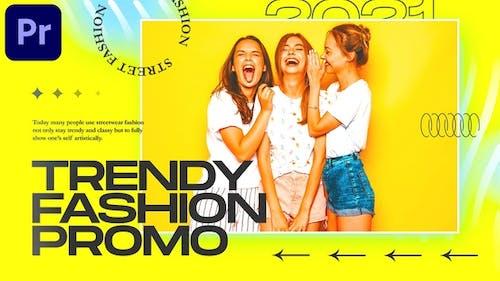 Trendy Fashion Promo
