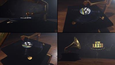 Gramophone Opener