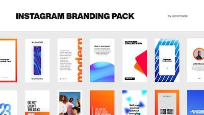 Instagram Branding for Premiere Pro