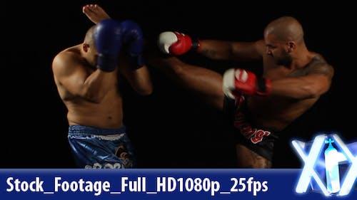 Martial Arts Fight Training