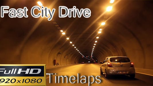 Thumbnail for Fast City Drive