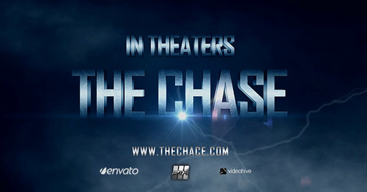 """Download """"The Chase"""" Cinematic Trailer by 333pix"""