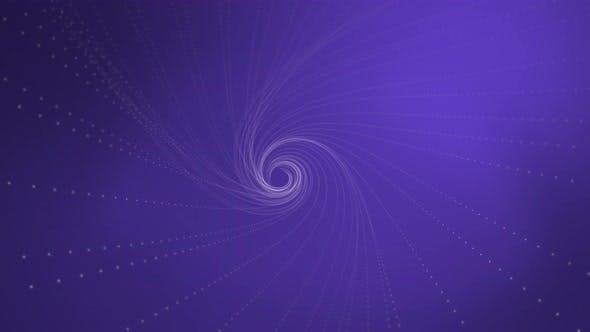 Swirl Purple Abstract Background