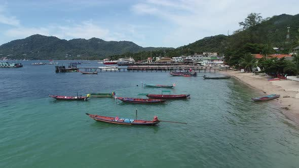 Thumbnail for Thailand Beach And Boats.