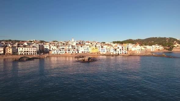 Thumbnail for Mediterranean Fishing Village