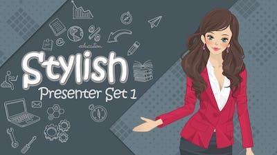 Stylish Presenter Set 1