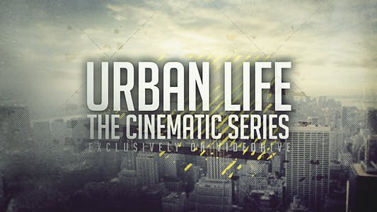 Cover Image for Urban Life Opener
