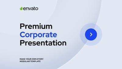 Business Corporate Presentation